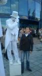 живые статуи, живые скульптуры на праздник