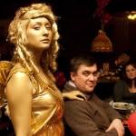 Живые статуи фотография, живые статуи заказать в Москве