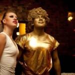 Живая скульптура фото, живая скульптура в Москве