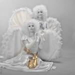 Живые статуи на свадьбу в Москве