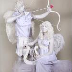 """Живые статуи на праздник от """"Артстатуи"""""""