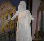 Живая статуя Древнегреческая заказать в Москве