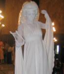 живая статуя в Москве, живая статуя на мероприятие