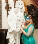 Артстатуи представляют живые статуи в Москве для элитных мероприятий, любое количество недорого