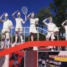Живые статуи Пионеры на мероприятие